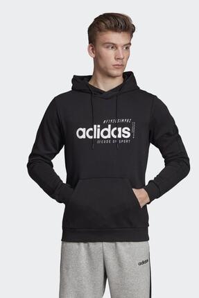adidas M BB HDY Siyah Erkek Sweatshirt 100584538