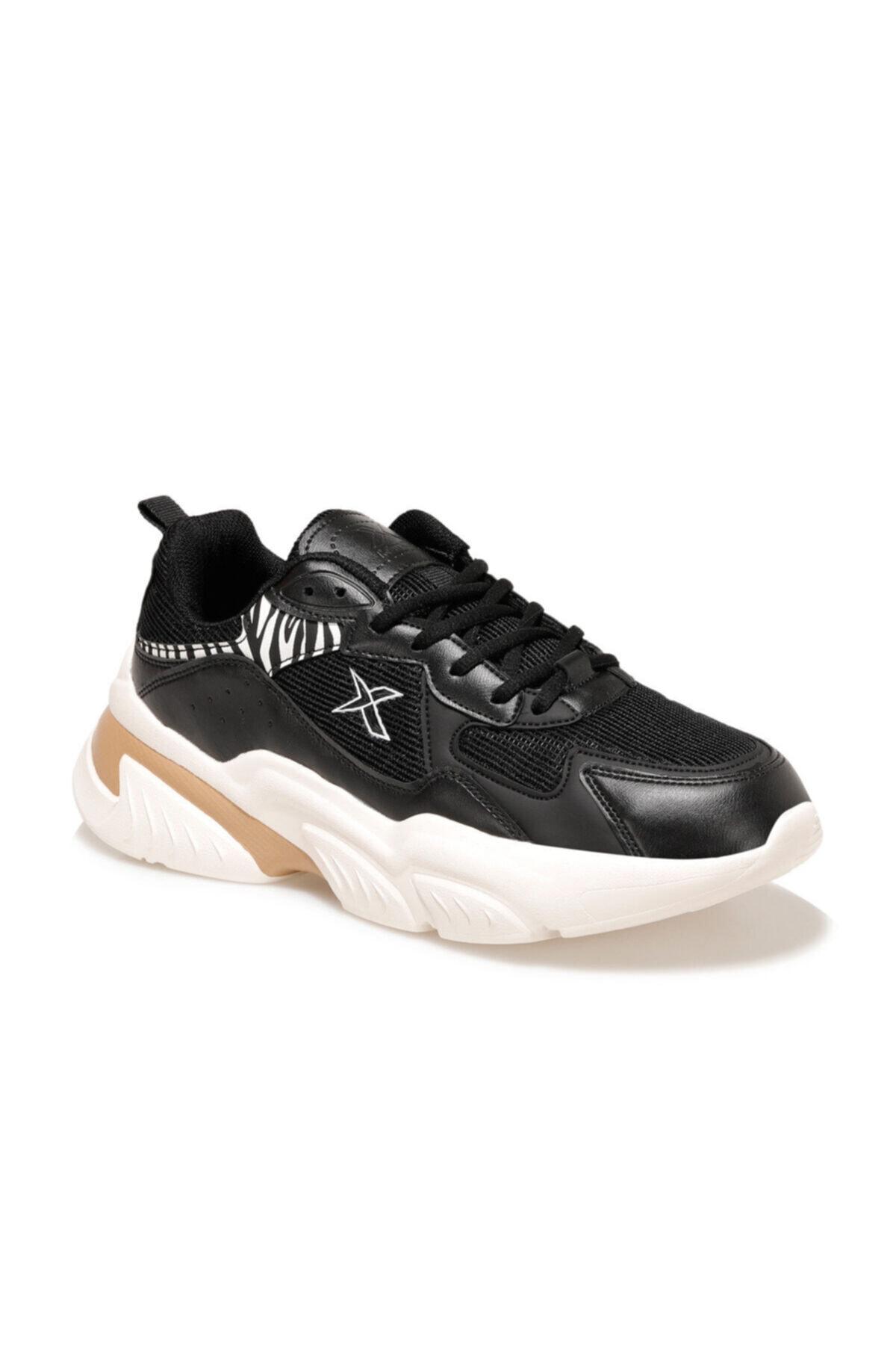 Kinetix VILMA W Siyah Kadın Sneaker Ayakkabı 100547092 1
