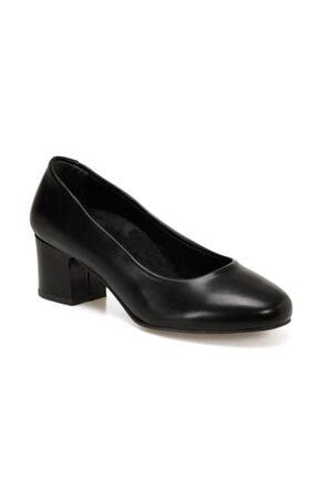 Miss F DW20024 Siyah Kadın Topuklu Ayakkabı 100572120