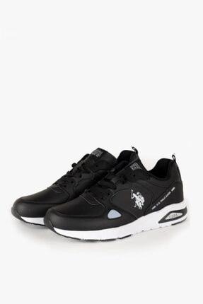 U.S. Polo Assn. U.s Polo Assn. Vance Unisex Siyah Sneaker