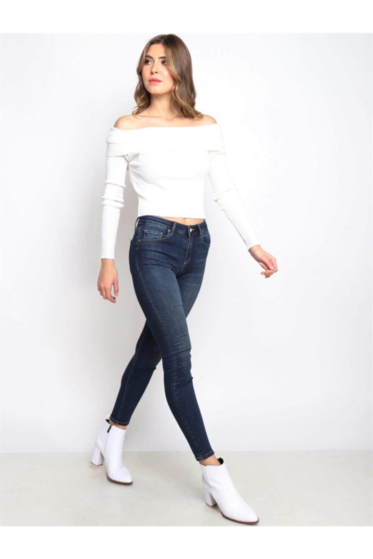 Twister Jeans Kadın Mıranda 9267-2790-32 (Y1) Lacıvert 2