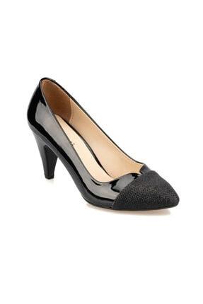 Polaris 92.309021RZ Siyah Kadın Topuklu Ayakkabı 100421676