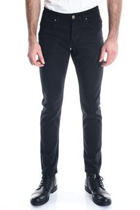 LTC Jeans Siyah Sade Erkek Kot Pantolon