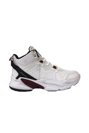 MP Unisex Beyaz Basketbol Ayakkabısı (36-44)