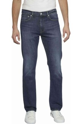 Calvin Klein Ck Erkek Straıght (West) Jean