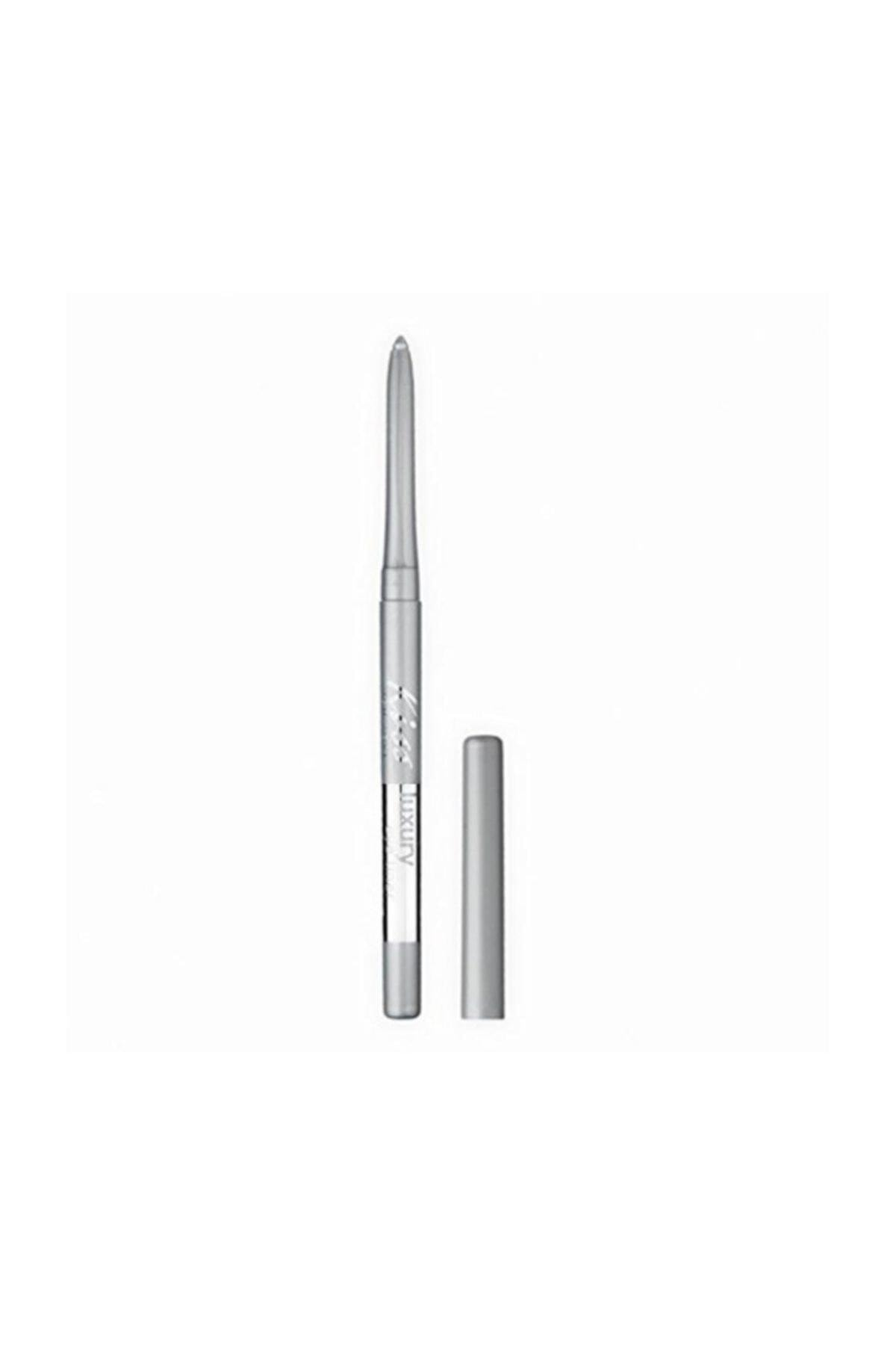 Kiss Luxury Eye Liner Electrifying Silver - Göz Kalemi 1