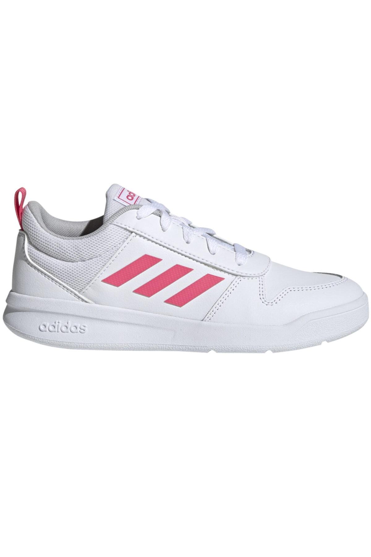 adidas TENSAUR Beyaz Kadın Koşu Ayakkabısı 100538923 1