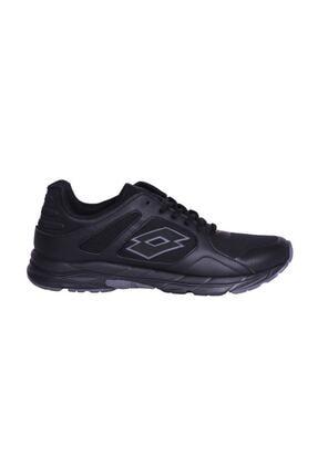 Lotto Erkek Siyah  Koşu Ayakkabı