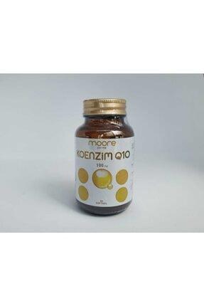 Moore Koenzim Q10 100 Mg 30 Soft Gel