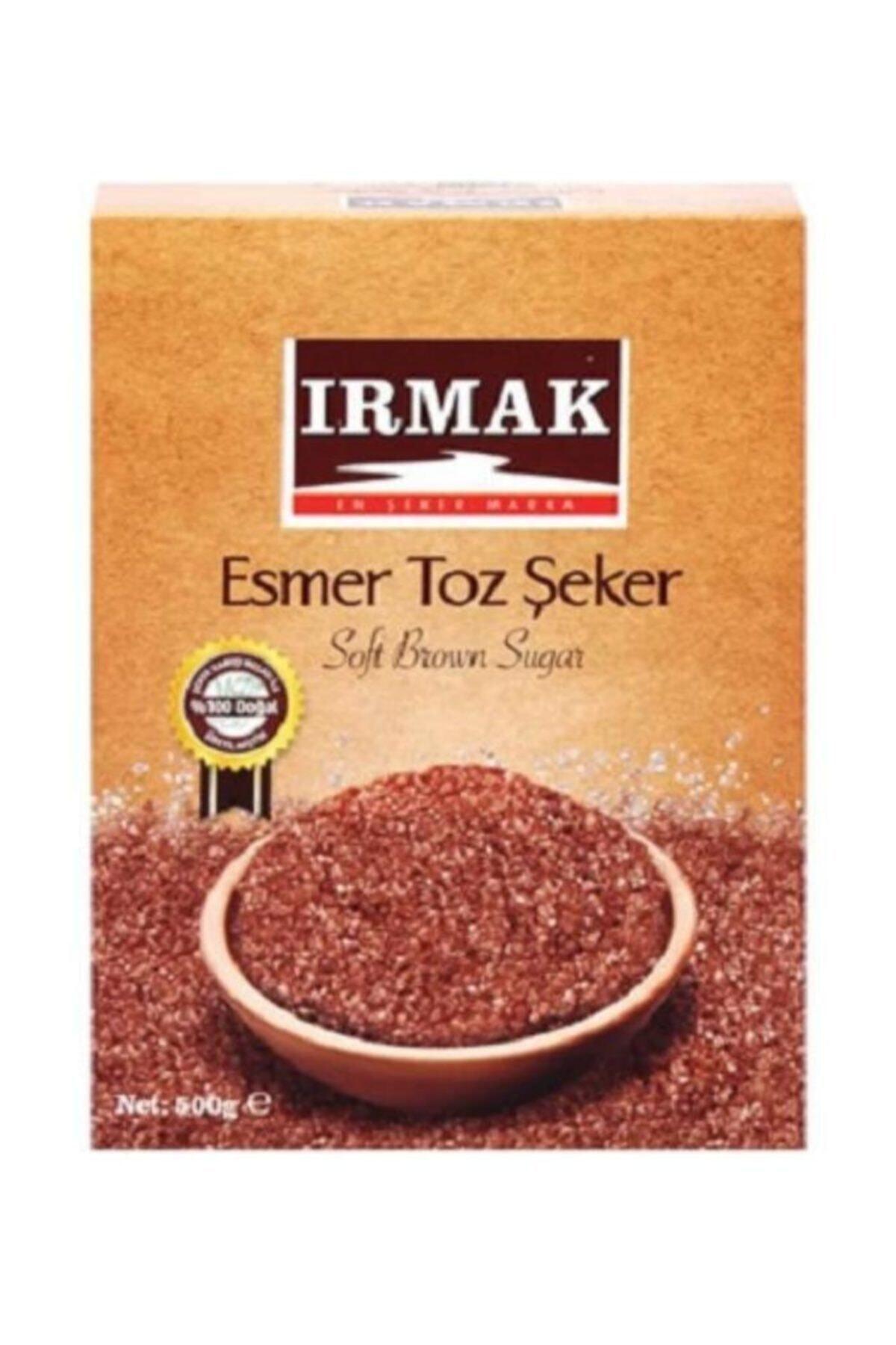 Irmak Esmer Toz Şeker 500 gr 1
