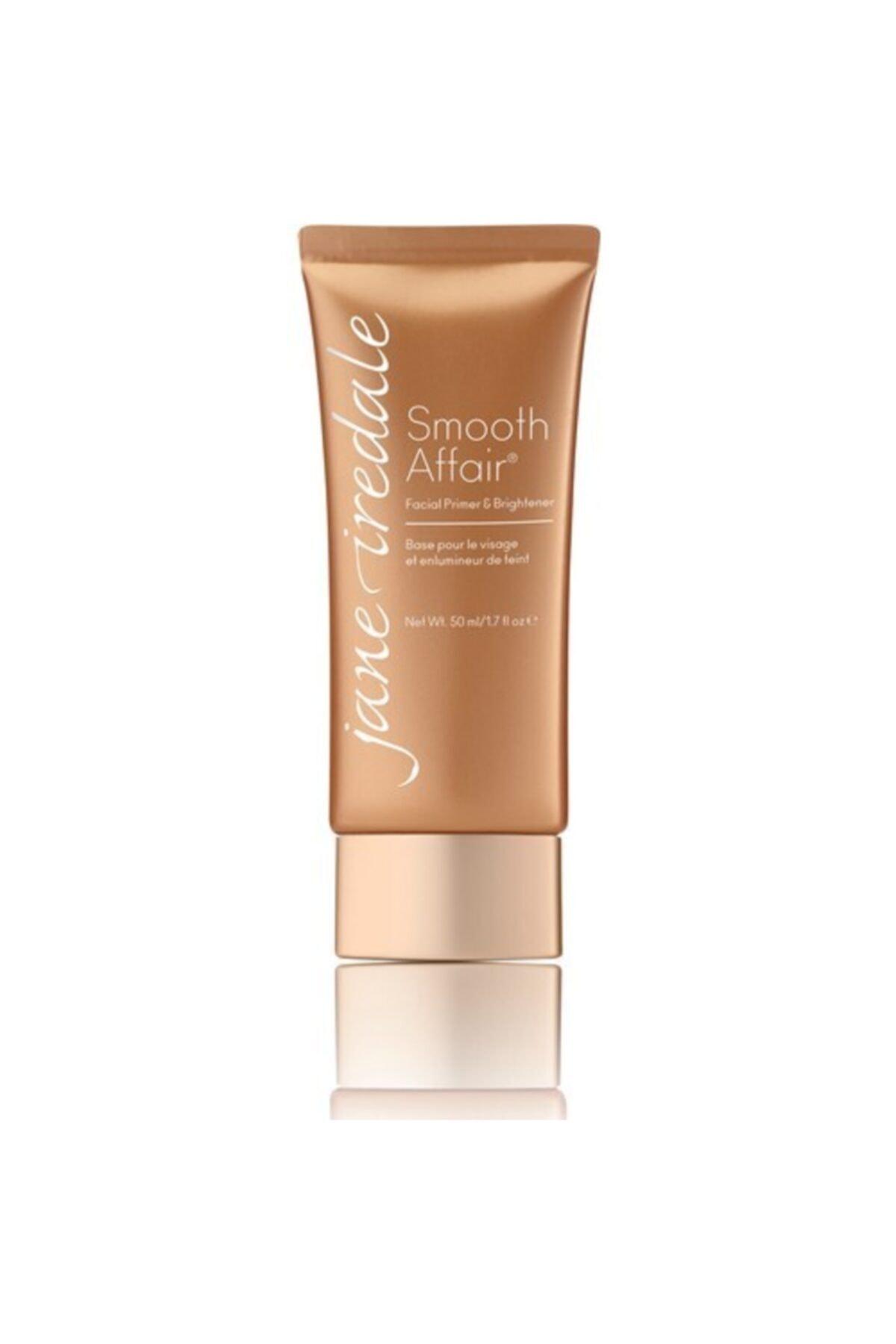 Jane Iredale Smooth Affair® Facial Primer(Brightener)-nemlendirici Ve Aydınlatıcı Baz 50 ml. 1