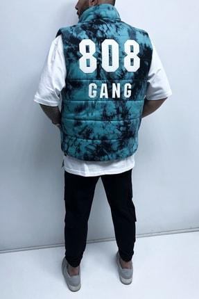 808 Shop 808 Gang Şişme Yelek (turkuaz Batik)