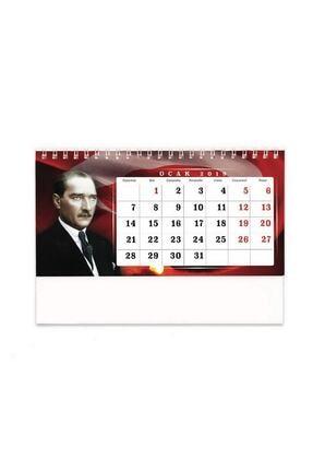 KESKİN COLOR Atatürk Karton Üçgen 2021 Masa Takvimi