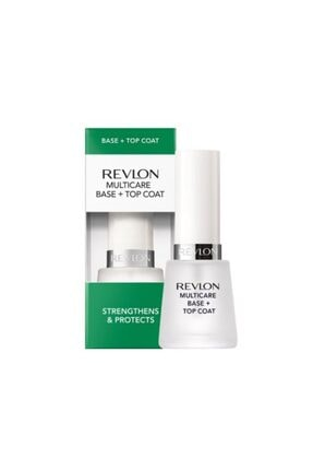 Revlon Multicare 2 In 1 Tırnak Koruyucu Oje - Şeffaf