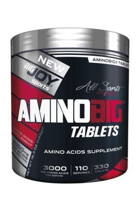 Big Joy Aminobig Amino Asit 330 Tablet