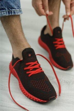 DUNLOP Erkek Siyah Spor Ayakkabı Sneaker 1020