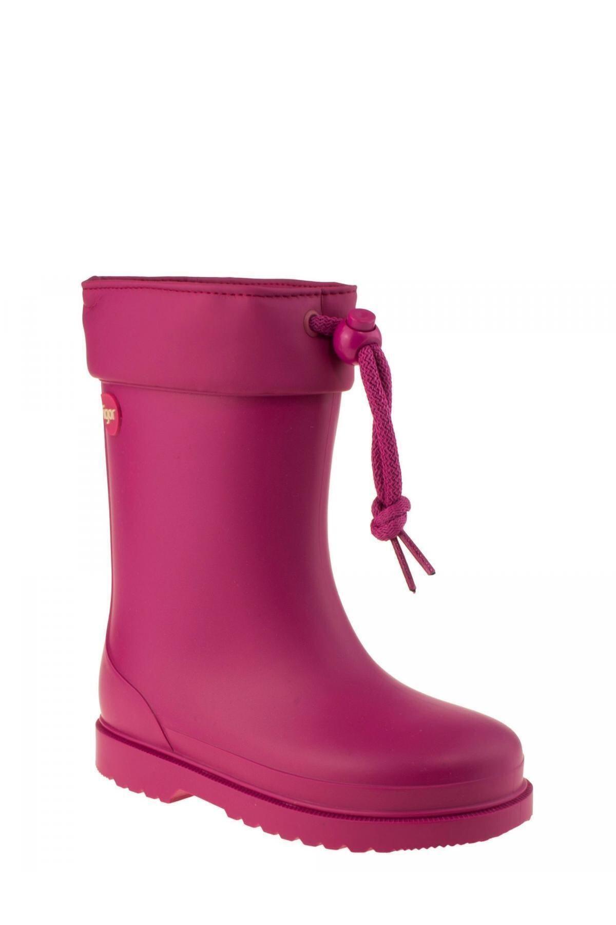 IGOR CHUFO CUELLO Fuşya Kız Çocuk Yağmur Çizmesi 100386306 1