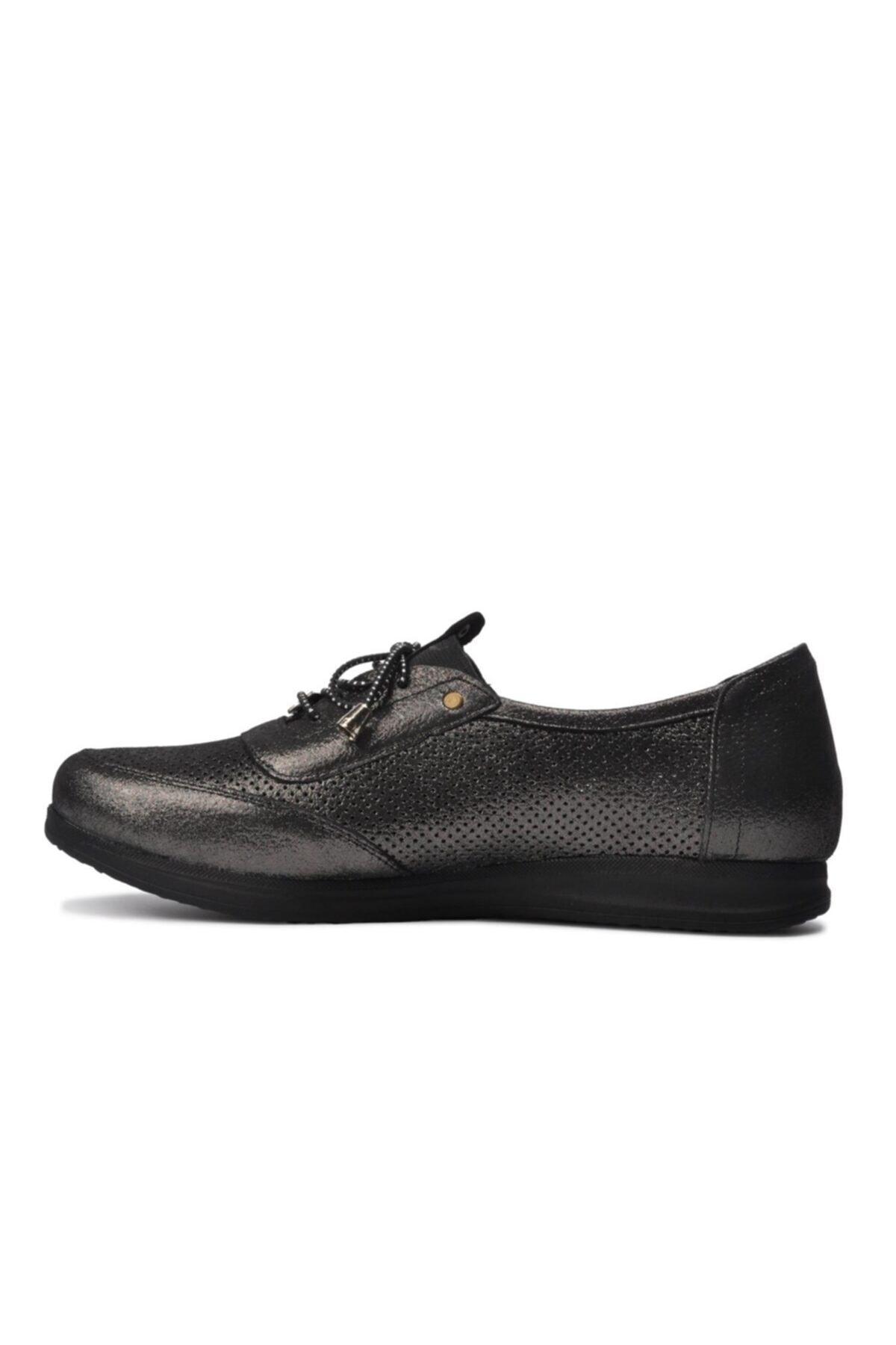 Pierre Cardin Kadın Platin Günlük Ayakkabı 2