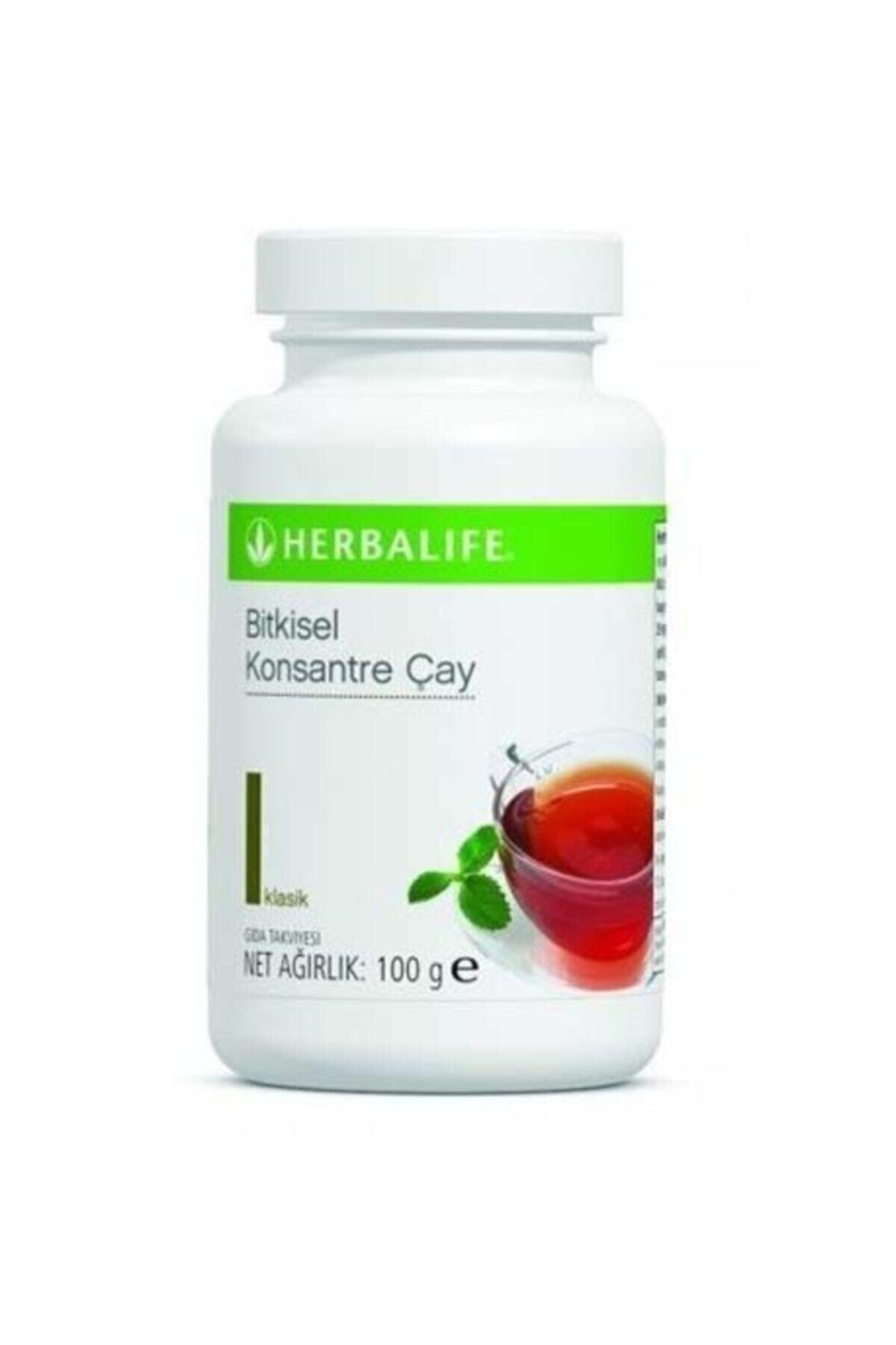 Herbalife Bitkisel Konsantre Çay 100 gr Klasik 1