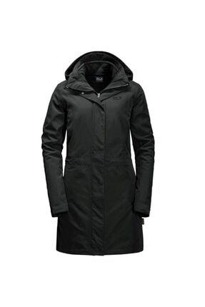 Jack Wolfskin Ottawa Coat Kadın Outdoor Montu