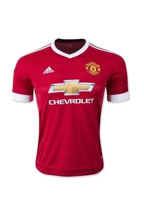 adidas Erkek Futbol Forması Kırmızı Mufc H Jsy AI6716