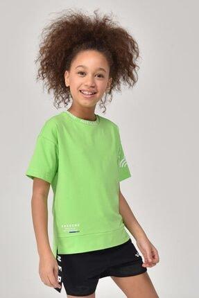 bilcee Unisex Çocuk T-Shirt GS-8179