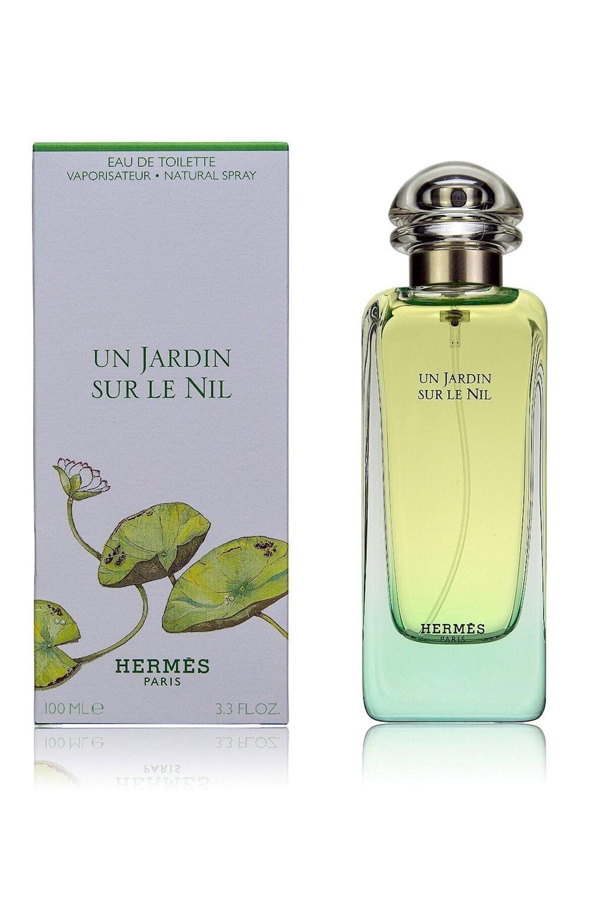 Hermes Un Jardin Sur Le Nil Edt 100 ml Kadın Parfüm 3346138900087 1