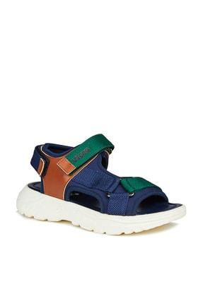 Vicco Nanga Unisex Genç Lacivert Sandalet