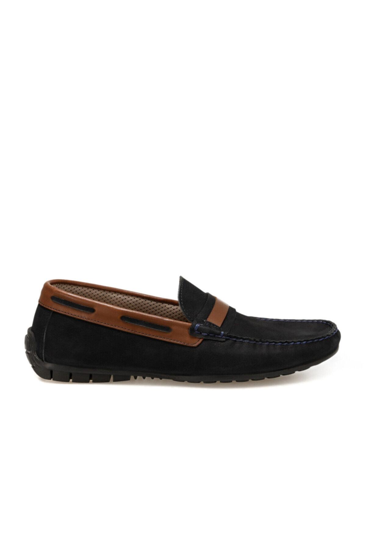 OXIDE LF80 Lacivert Erkek Loafer Ayakkabı 100518285 2