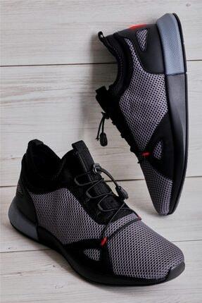 Bambi Gri Erkek Sneaker L1501016622