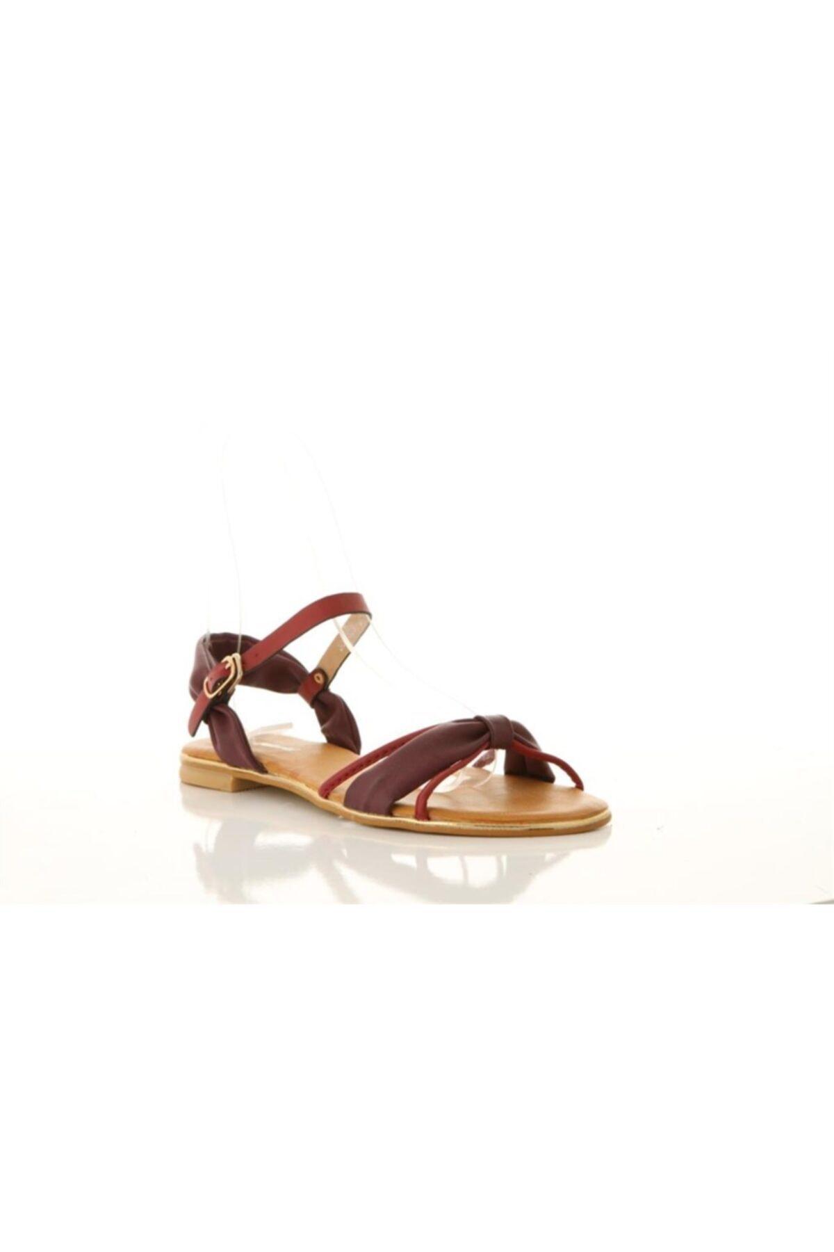 Polaris 307525 Mor - Kadın - Sandalet 1