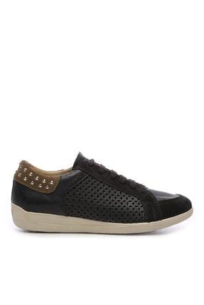 Geox Kadın Derı Sneakers & Spor Ayakkabı 498 Myrıa D5268d Bn Ayk