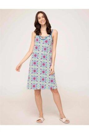 Pierre Cardin 7544 Yazlık Gecelik Ev Elbisesi