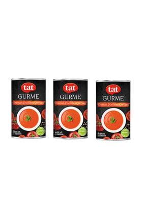 Tat Domates Sıvı Çorba 400 gr (3 Adet)