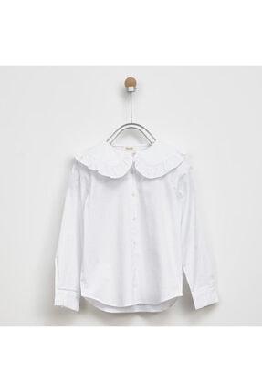 Panço Kız Çocuk Gömlek 2021gk06004