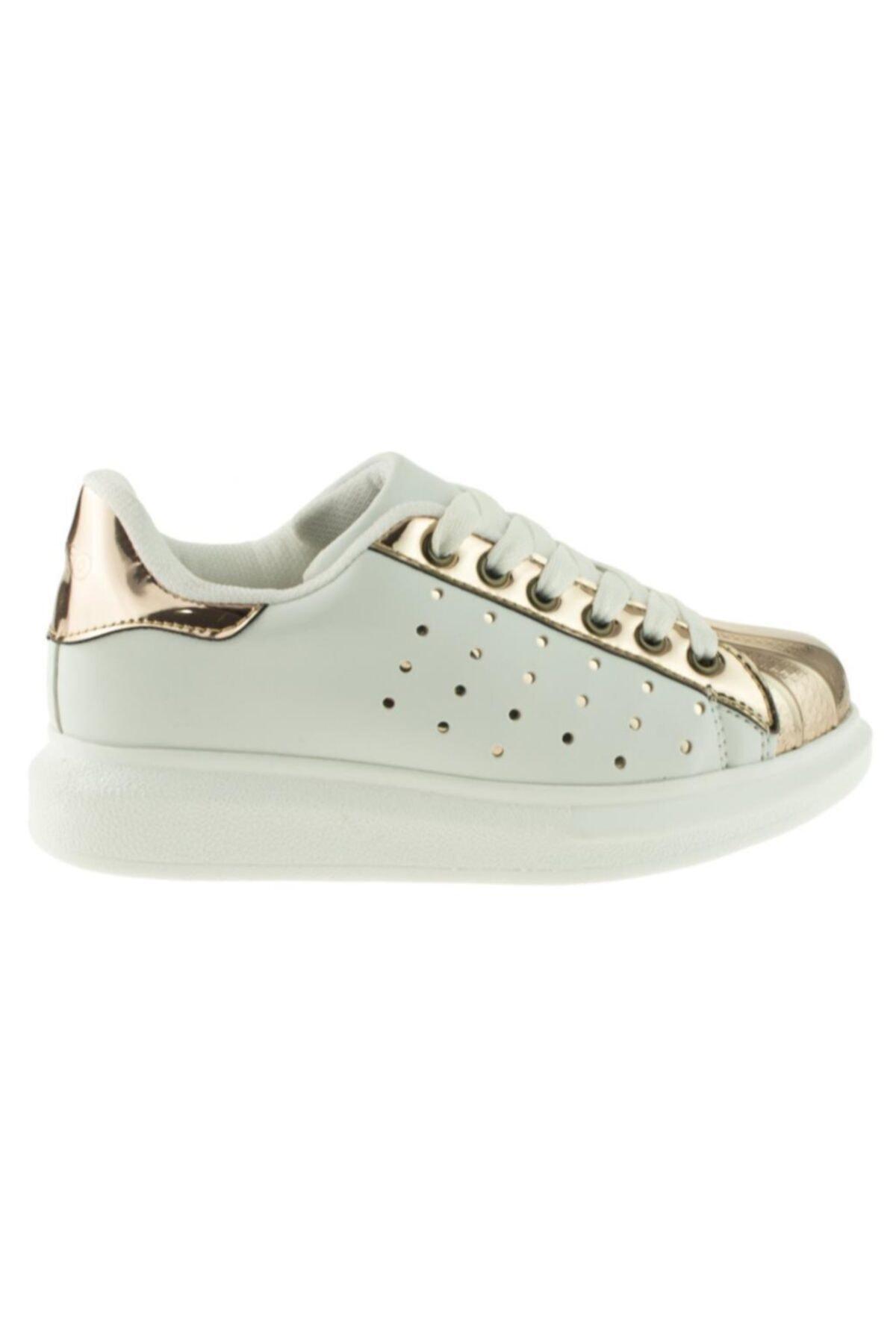 Vicco 938 V 722 Bağcıklı Bronz Spor Ayakkabı 1