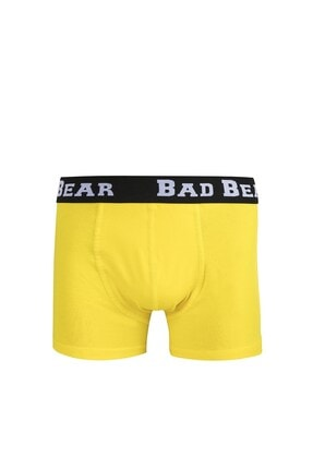 Bad Bear Solıd Limon Boxer