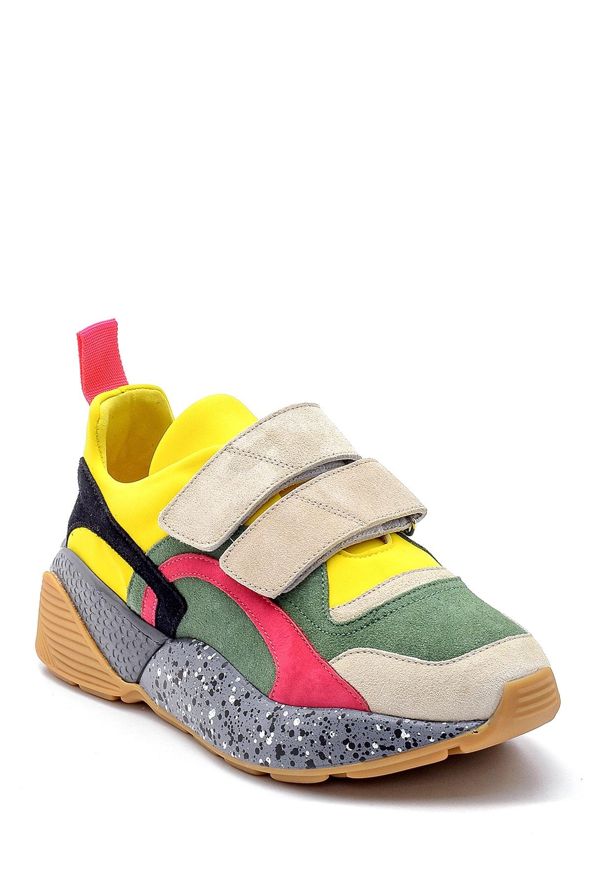 Derimod Kadın Yüksek Tabanlı Sneaker 2