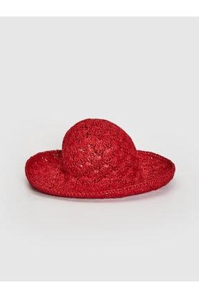 LC Waikiki Kadın Açık Kırmızı  Şapka