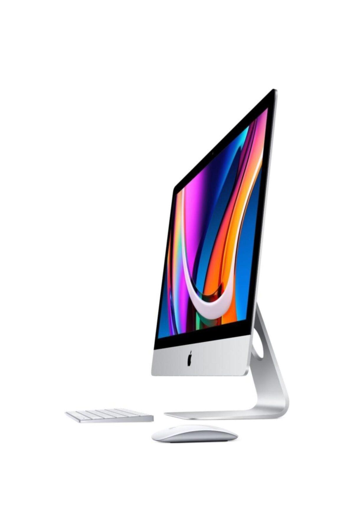 """Apple Imac 2020 Mxwt2tuv3 3.1 Ghz 6c 10gn I5 4.5tboost 64gb 256gb Ssd 4gb R-pro5300 27"""" Retina 5k 2"""