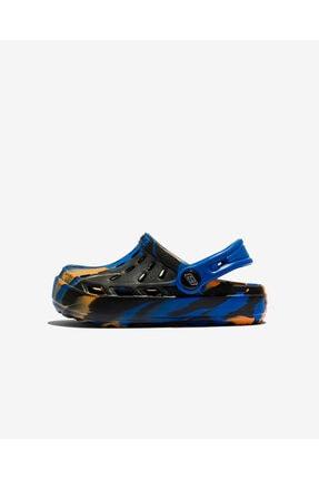SKECHERS SWIFTERS - SHORE BLAST Küçük Erkek Çocuk Mavi Sandalet