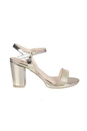 PUNTO 529134 Gold Kadın Stiletto