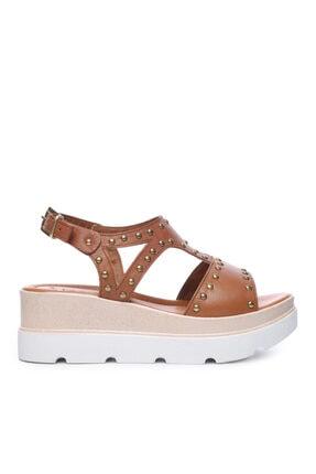 KEMAL TANCA Kadın Derı Sandalet Sandalet 169 53080 Bn Sndlt