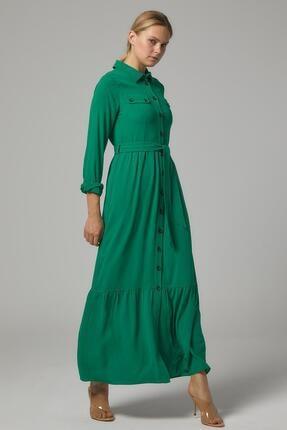 Doque Elbise-a.yeşil Do-b20-63009-30
