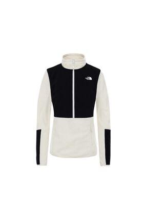 THE NORTH FACE Kadın Beyaz Outdoor Sweatshirt Nf0a4svtl0e1