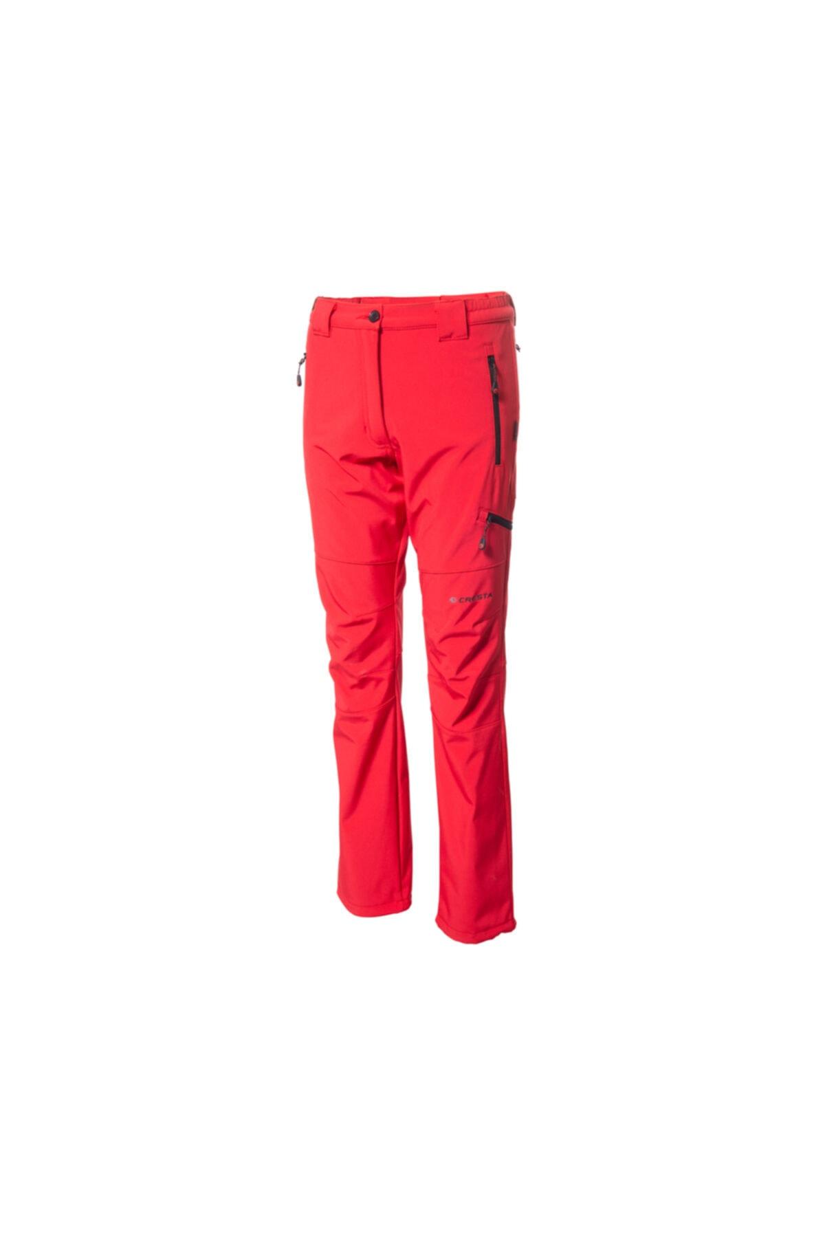 Cresta Outdoor Kadın Softshell Pantolon 1