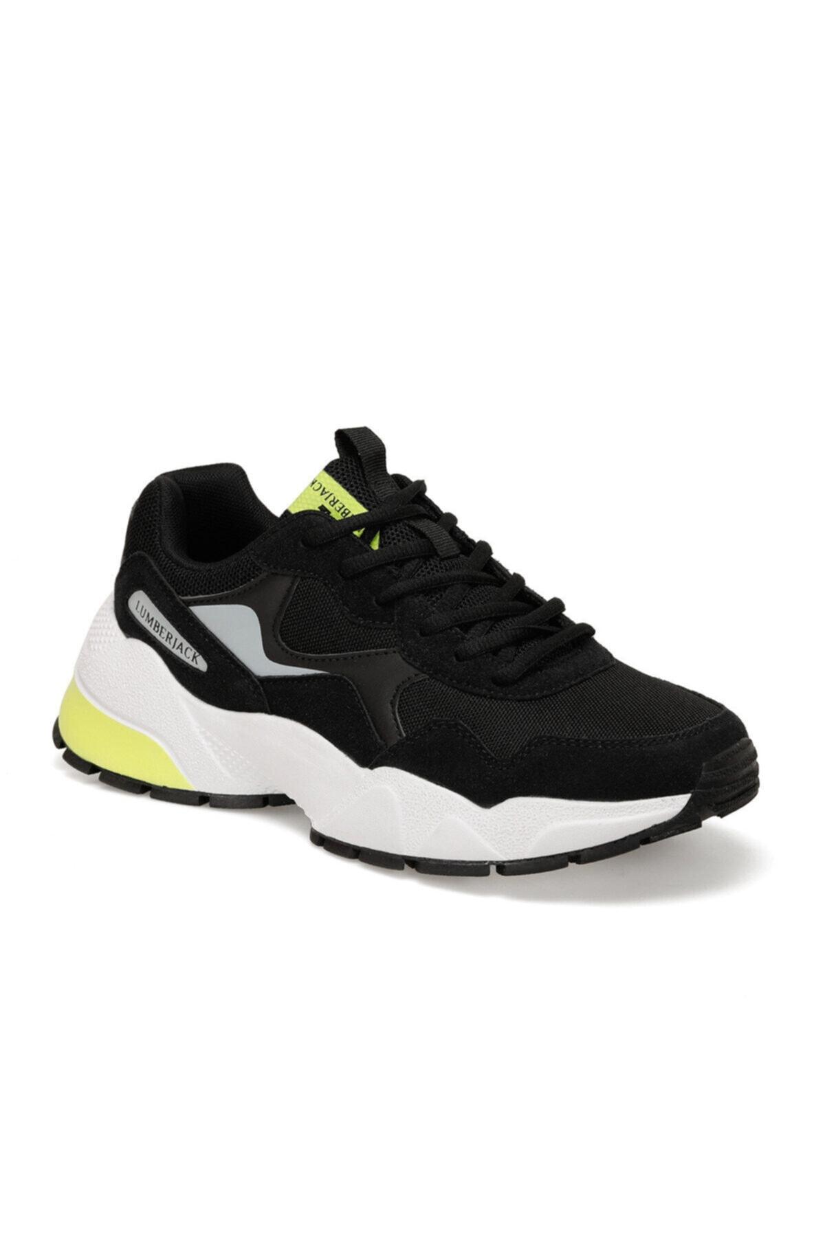 lumberjack BINGO Siyah Erkek Koşu Ayakkabısı 100497490 1