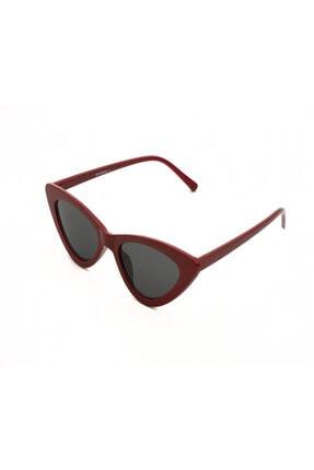 SOVRANO Cat Eye Kırmızı Kadın Güneş Gözlüğü
