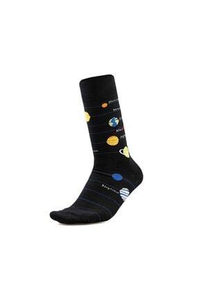Korayspor Renkli Gezengenler Çorap Ks 3