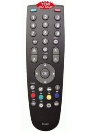 Arçelik -beko Rc-ad1 Lcd-led-plazma Tv Kumandası 1.kalite